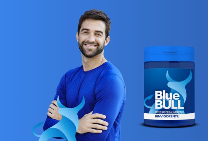 blue bull integratore alimentare rinvigorente