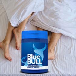 blue bull integratore rinvigorente naturale
